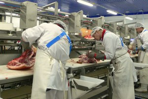 """Компания """"Исеть-Молоко"""" в ближайшее время откроет мясной цех"""