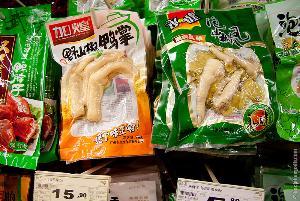 Китай хочет закупать в России куриные лапки в больших объемах