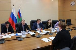 Состоялась рабочая встрача Россельхознадзора с Советником Посольства Германии в Российской Федерации Юдит Конс
