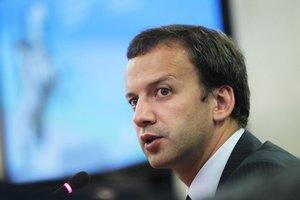 Аркадий Дворкович провёл переговоры с Министром сельского хозяйства Франции Стефаном Ле Фолем
