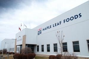 Канадская Maple Leaf сообщила о повышении прибыли на фоне улучшения маржи мясных продуктов