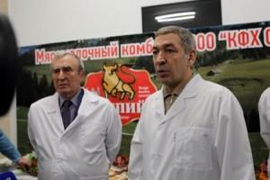 В Дагестане открылся новый мясомолочный комбинат