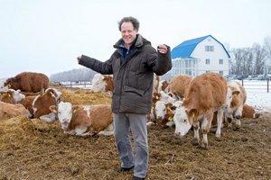 В Липецкой области заканчивается подготовка ферм к зимовке