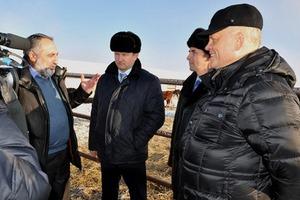 Омский губернатор поручил проработать программу поддержки мясного животноводства на севере региона