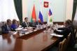 Дмитрий Патрушев провел рабочую встречу с Министром сельского хозяйства и продовольствия Республики Беларусь Леонидом Зайцем