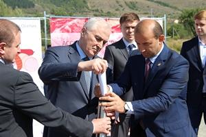 В Цхинвале реализуют российско-осетинский проект по созданию мясного производства