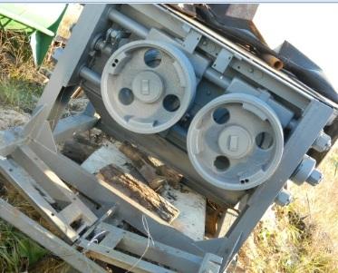 """Плющилки зерна ПЗ-3 (для производства хлопьев """"Геркулес"""") 3-5 тонн в час"""