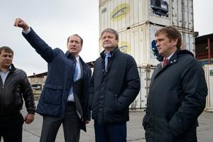 Минсельхоз России: на создание логистических центров в 2016 году будет направлено 2 млрд руб.