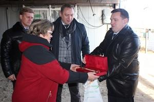 В Ненецком автономном округе открылся новый цех переработки мясной продукции