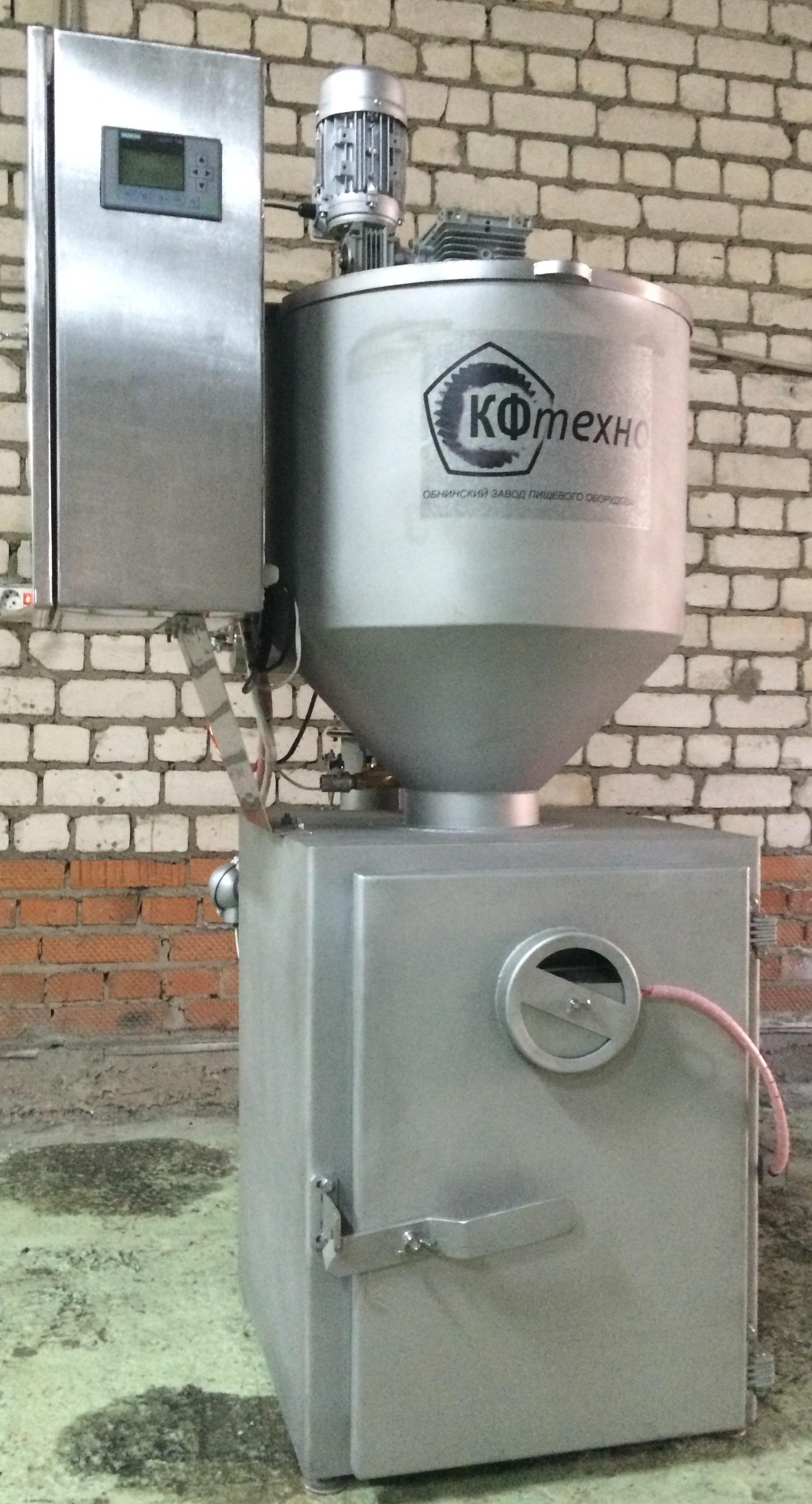Дымогенератор кассетного типа ДКТ-8