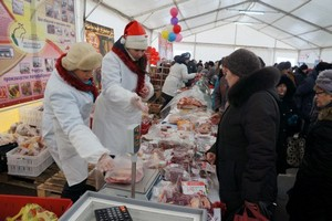 В Уфе прошел мясной фестиваль «Ит Фест»