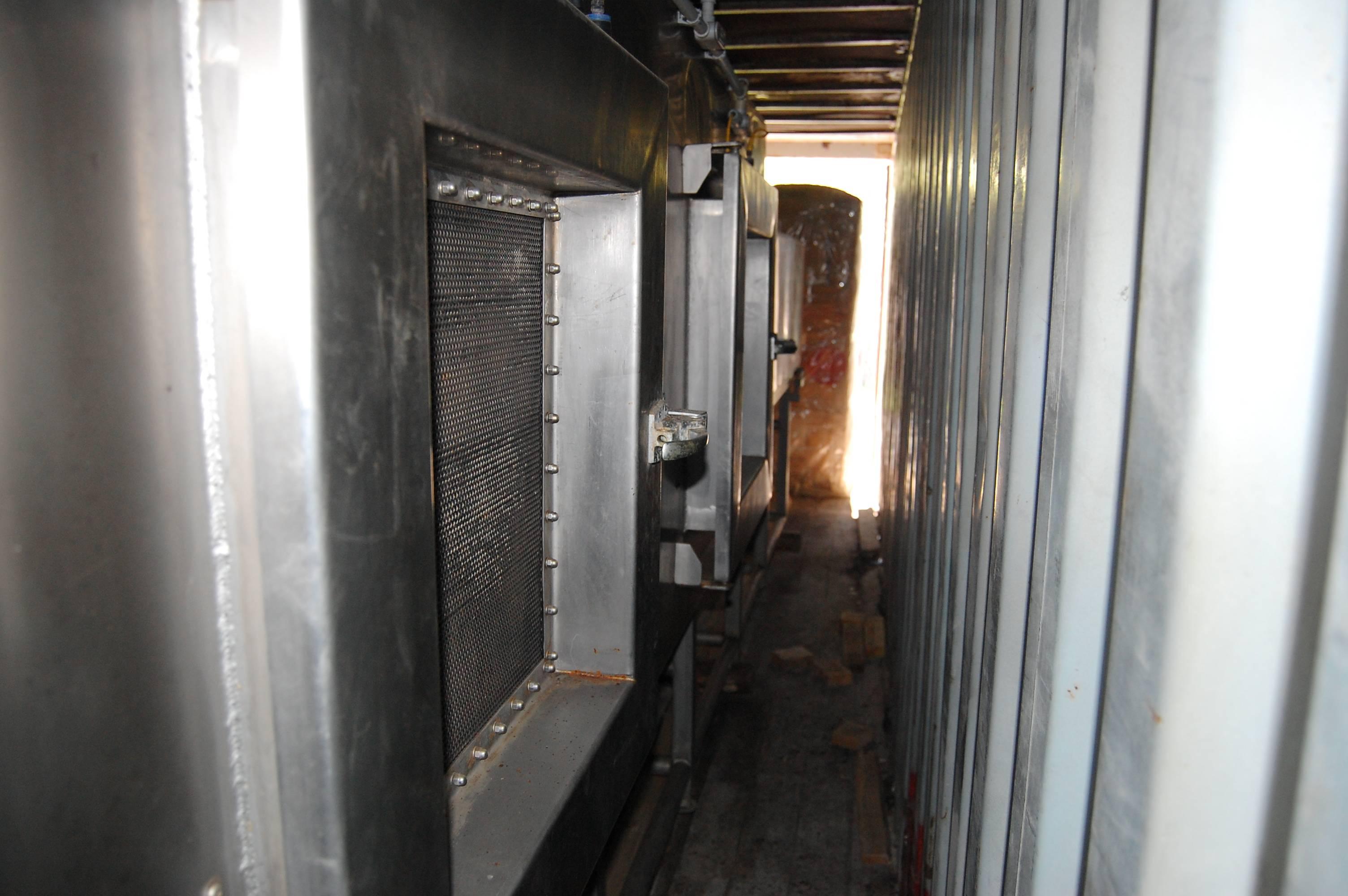 Дефростационный туннель