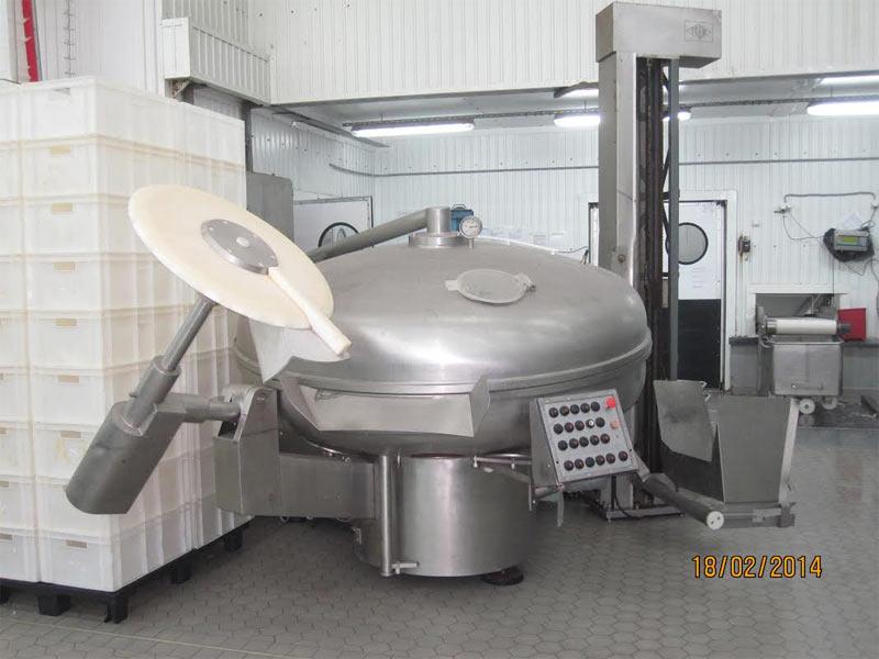 Термоформующая упаковочная  машина (Darfrech)