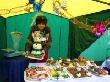 На ярмарках Омска продан рекордный объем мяса и рыбы