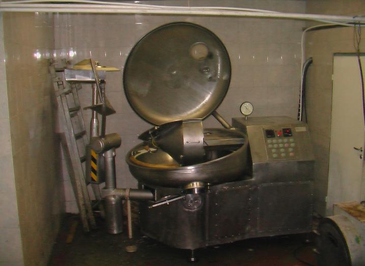 Вакуумный куттер ВК125