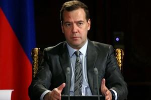 Медведев: эмбарго в ответ на санкции Запада оказалось полезным для АПК