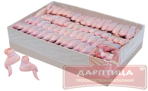 Производство и оптовая продажа полуфабрикатов из мяса птицы