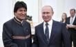 Путин надеется, что мясо из Боливии скоро начнет поступать в Россию
