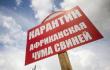 В Ульяновской области произошла вспышка АЧС