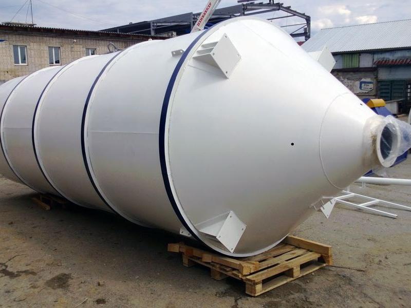 Силосы для цемента на 60 тонн