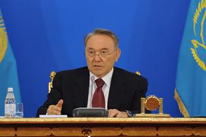 Президент Казахстана призвал Европу отменить санкции против России