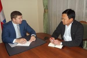 Омское зерно обменяют в Монголии на мясо