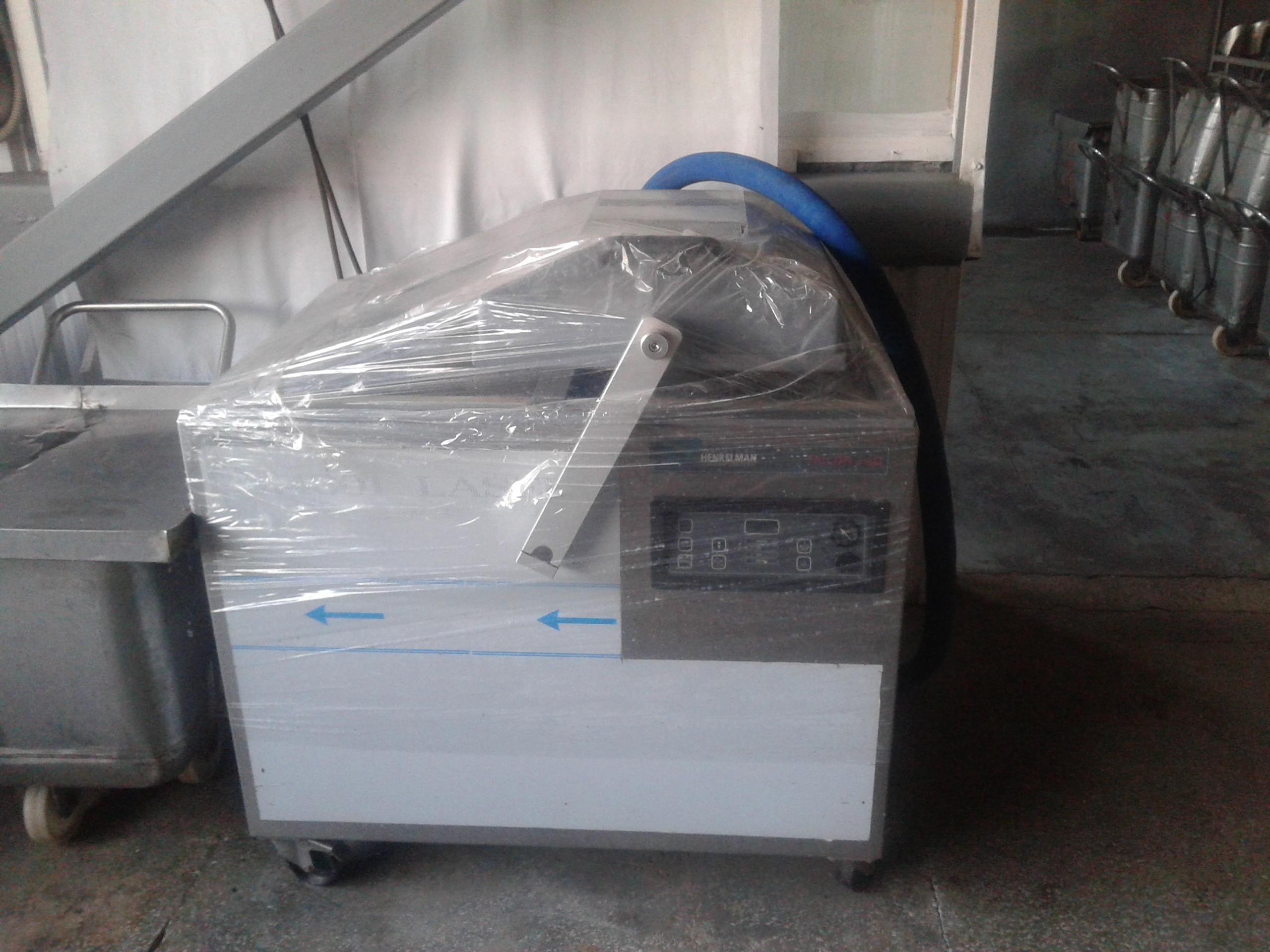 Вакуумная упаковочная машина 2-камерная