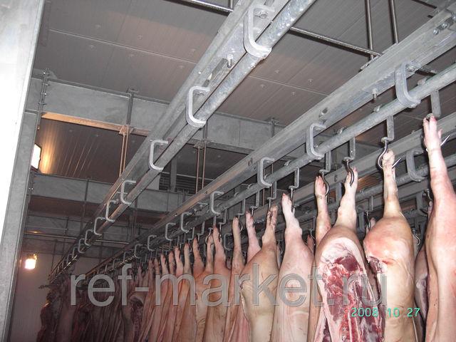 Холодильное оборудование для мяса и мясопродуктов.