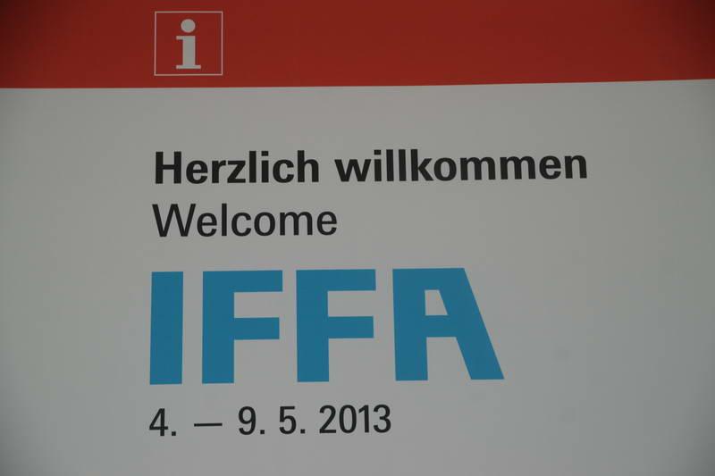 Международная выставка IFFA 2013 во Франкфурте-на-Майне