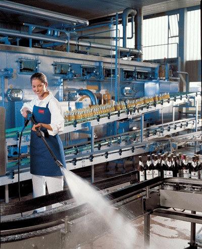 Предоставляем услуги промышленного клининга