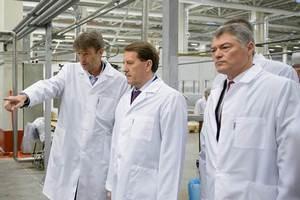 Воронежским аграриям удвоили руководство