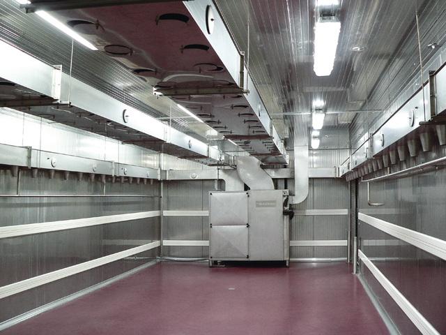 Камеры для дозревания KMD Mauting