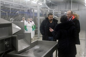 Губернатор: производство мяса птицы имеет большое значение для продовольственной независимости Камчатки