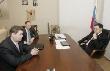 Владимир Груздев обсудил с главой облкомитета ветеринарии меры профилактики АЧС
