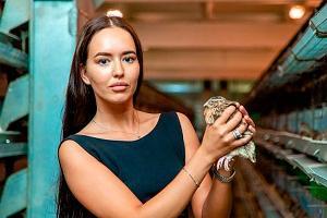 Владелица перепелиной птицефабрики Прияна Фролова признана самой успешной бизнес-леди Закамья