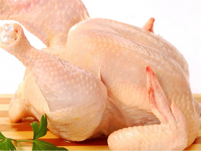 Курица замороженная 2 -го сорта