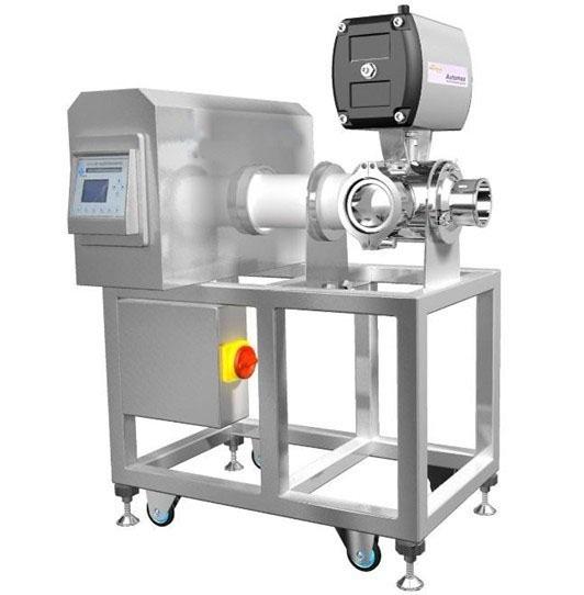 Конвейерные и трубные металлодетекторы для контроля качества