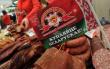 Белорусская продукция вновь попала под запрет в России