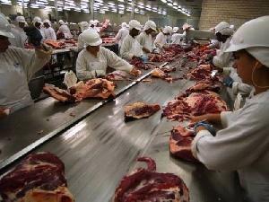 Новый казахстанский мясоперерабатывающий комплекс строит планы по освоению российского рынка