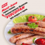Must-have гриль сезона - коллагеновые оболочки Viscofan для жарки