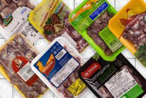 «Росконтроль» провел проверку охлажденных желудков цыплят-бройлеров