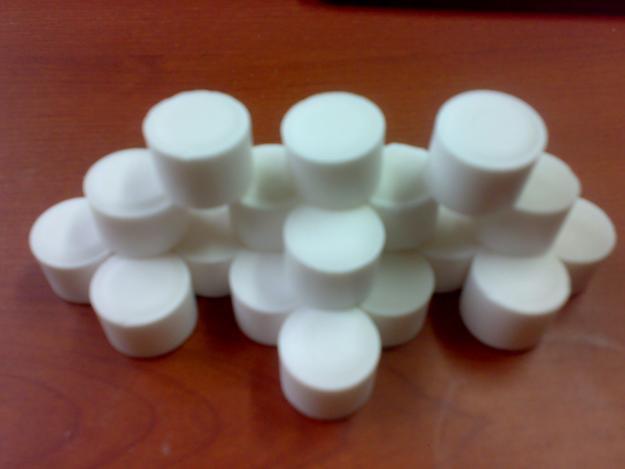 Соль таблетированная мешки по 25 кг