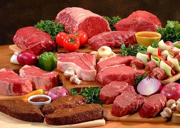 Мясо оптом живым или убойным весом