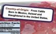 В США вступила в силу норма маркировки страны происхождения мясных продуктов COOL