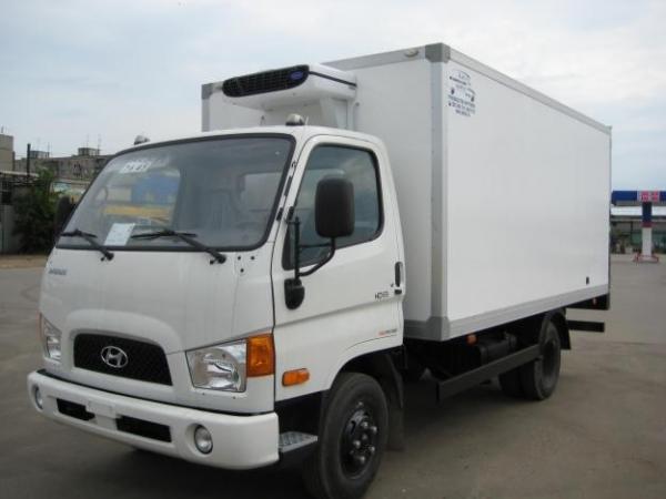 Hyundai HD 78 РЕФРИЖЕРАТОР