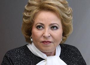 Валентина Матвиенко поддержала усиление наказания за продажу некачественных продуктов вплоть до уголовной ответственности