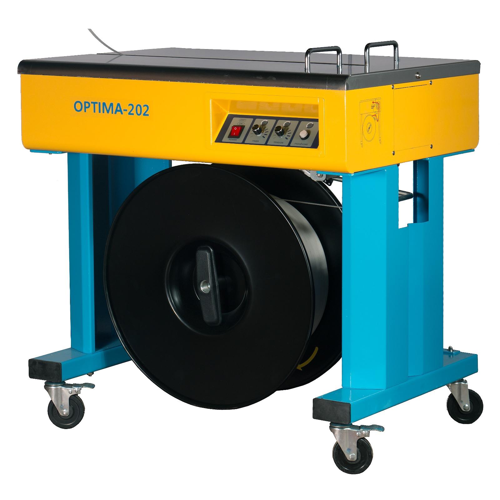 Стреппинг машина Optima-202