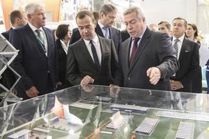 Дмитрий Медведев пообещал посетить компанию по производству утки в Ростовской области