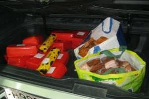 В Самарской области полиция изъяла партию контрафактного мяса