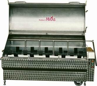 Шпарчан фирмы Haas (германия), тип - 200